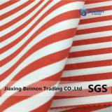 25mm umschaltbares Baumwollgewebe des Twill-13%Silk 87%