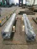 SAE1045 de Schacht van het Staal van het smeedstuk met Machinaal bewerkte Grootte