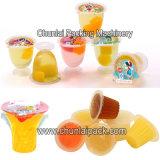 Materiale da otturazione della tazza della bevanda della gelatina e macchina di sigillamento (BG60A)
