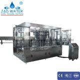 Fles van het Glas van Ce de Standaard Automatische met het Vullen van de Kroonkurk Machine
