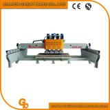 Type machine de la passerelle GBDM-3020/8 de polonais de marbre principale multi