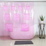 新しいデザインのカスタム浴室のシャワー・カーテンの製品