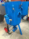 Ugello dell'artificiere della sabbia della macchina di sabbiatura con il vuoto