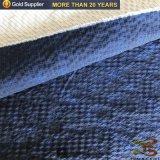 Tessuto 100% della bolla di stampa del poliestere per i vestiti ed i rivestimenti degli uomini
