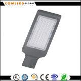 Alto indicatore luminoso di via caldo di Meanwell LED di lumen di bianco IP65 per la strada