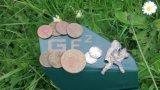 금 측정기 GF2 지하 보물 난조 금속 탐지기