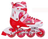 子供のための高品質の柔らかいシェルのインラインスケート