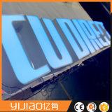 La DEL faite sur commande professionnelle annonçant des Signages a illuminé des signes du salon de cheveu de lettre de la Manche DEL
