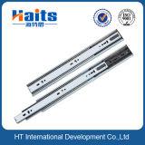 longeron télescopique fermant automatique Ht-01.016 de glissière de glissières à fermeture automatique de tiroir de 45mm