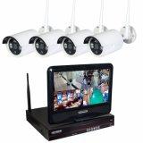 4CH 8CHキット720p 960p 1080Pのホームまたはオフィスまたは店の機密保護のための無線カメラシステム