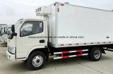Dongfeng 6 Räder gekühlter Lastwagen-LKW 5 t-Vaccine Transport-LKW
