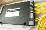 Wdm Pon 16CH DWDM van de Apparatuur van Gpon van de Telecommunicatie van de vezel Optische