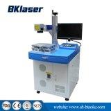 Marcador láser de fibra 30W de la máquina para placa de nombre