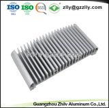 ISO9001の脱熱器のためのカスタマイズされた良質アルミニウム放出