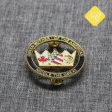 Custom/Qualidade/Venda/Metal/polícia/Nome/Awards/liga de zinco/Pino Badge