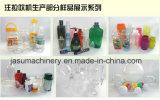 Jasu Vertical paso Injetcion automática máquina de soplado de botellas de plástico