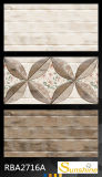 azulejo decorativo bien escogido de la pared de los azulejos de la porcelana 25X40 primer