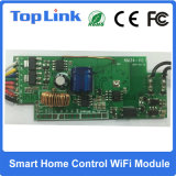 Módulo casero elegante sin hilos de Esp8266 WiFi con MCU y programa piloto de la potencia para el modo elegante del soporte Sta+Ap del control del bulbo del LED