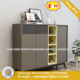 Sala de estar em casa executivo moderno mobiliário Gabinete de sapata de madeira (HX-8ª9251)