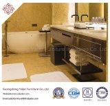 Хорошая мебель спальни гостиницы конструкции с самомоднейшей кроватью типа (YB-WS-39)