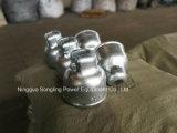 Accessori di ceramica dell'isolante--Protezione del ferro dell'isolante con resistente alla corrosione