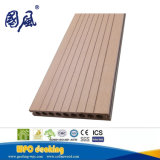 Panneau en bois creux de Decking du composé WPC 160*22mm