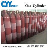 La lucha contra incendios de alta presión del cilindro de gas carbónico.