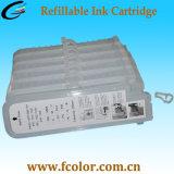 Remplissage PFI-102 cartouche d'encre pour Canon IPF-755 IPF755 le traceur
