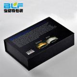 Rectángulo de regalo de papel de encargo que empaqueta al por mayor (BLF-GB083)