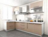 高品質の標準的な純木の食器棚の熱販売