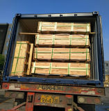 China proveedor de material de construcción Pulido Panel Compuesto de Aluminio