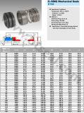 Le joint torique Mechaical joints (BT98) 2