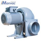 Compressor de ar com pressão média fãs para o transporte de material