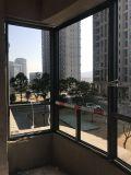 가득 차있는 분할된 Lites를 가진 중국 유럽인과 미국 작풍 알루미늄 목제 여닫이 창 Windows