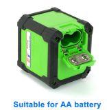 De mini Groene 2 Lijnen kruisen Niveau van de Laser van de Lijn het Automatische
