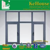 Casa prefabricados utilizado vidro corrediço de alumínio personalizada