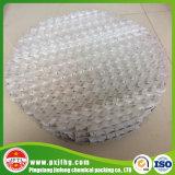 Emballage de gaze structuré par plastique pour la tour de refroidissement