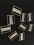 Badebekleidungs-Zubehör-Metallhaken-Faltenbildung