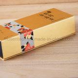 L'impression des boîtes d'emballage de papier personnalisé pour le thé/café