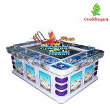 De Lijst die van het Spel van vissen het Koninkrijk van Phoenix plus de Machine van het Spel van de Visserij van de Arcade van de Jager van Vissen gokken