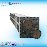 人およびWartsilaの証明書の空気圧縮機の熱交換器