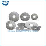 Disco del filtro de la armadura de tela cruzada del acero inoxidable para la máquina del hilado