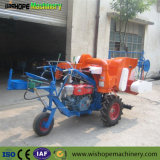 Самоходный мини комбайн для уборки риса в Индии рынка