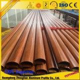 Grain du bois de haute qualité Profil en aluminium