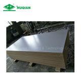 MDF sin procesar del tipo del panel de fibras de madera de los Semi-Paneles duros y de la característica a prueba de humedad