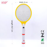 Swatter de mosca elétrico recarregável com tocha do diodo emissor de luz