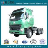 Cabeça do caminhão do trator de Sinotruk HOWO A7 6*4 para a venda