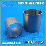 Anel de Raschig metálico de parede fina em minerais & Metallurgry