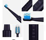 El adulto Ipx7 embroma el cepillo de dientes eléctrico eléctrico acústico recargable del USB de los niños del niño