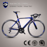 Shimano Tiagra 4700 탄소 섬유 속도 자전거